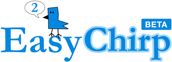 EasyChirp2 logo beta
