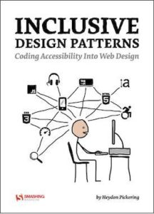 book cover: Inclusive Design Patterns